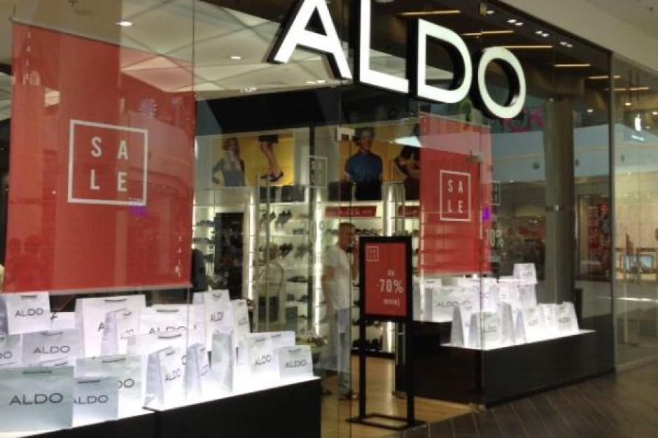 Nowa odsłona Aldo we wrocławskim centrum handlowym