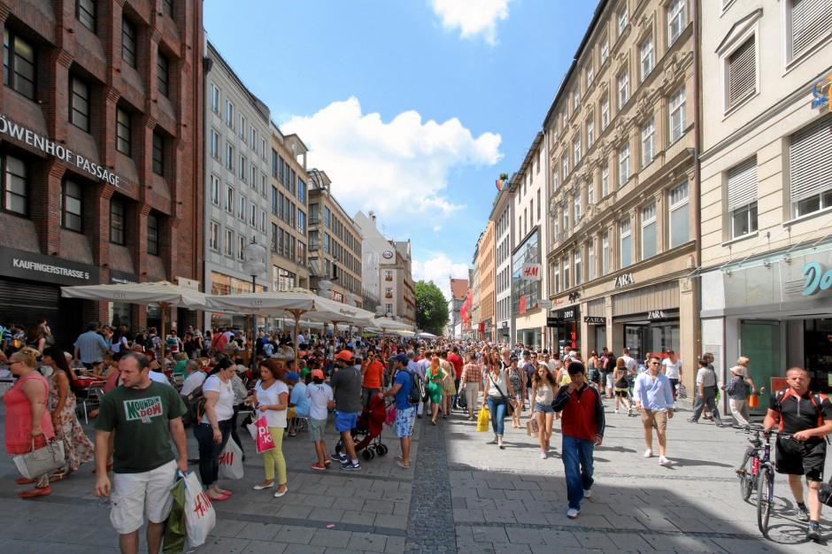 Poznaj najpopularniejszą ulicę handlową w Niemczech