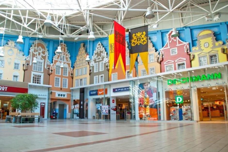 Przebudowa Centrum Handlowego Auchan Gdańsk wchodzi w kolejny etap