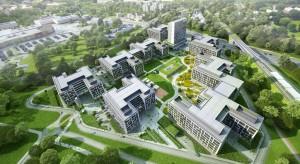 Business Garden Wrocław wychodzi z ziemi