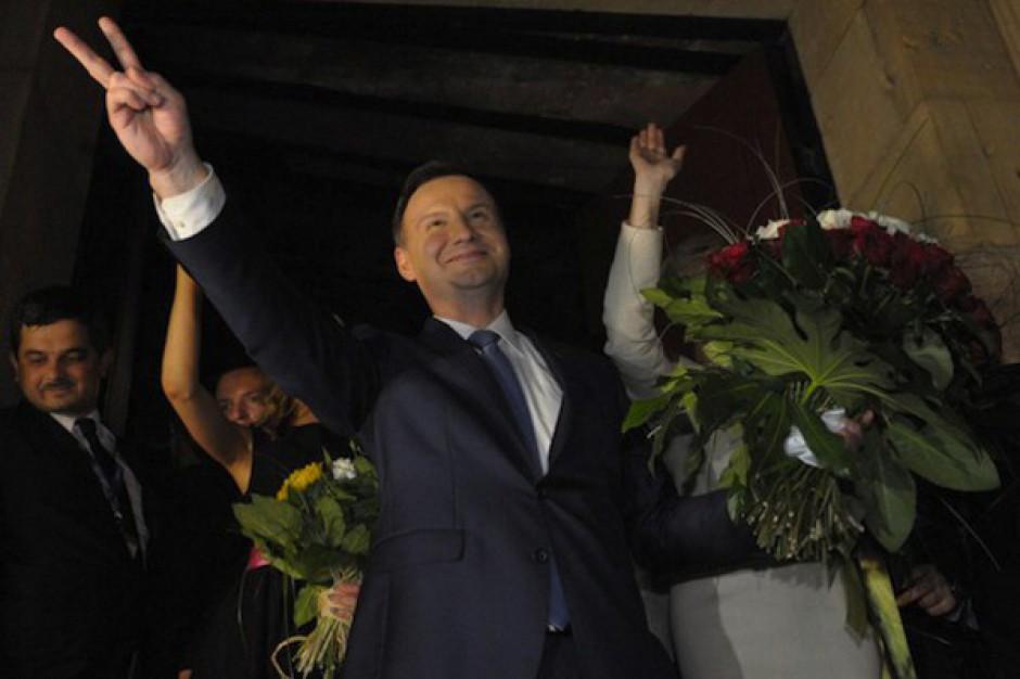 Dziś Andrzej Duda rozpczyna prezydenturę
