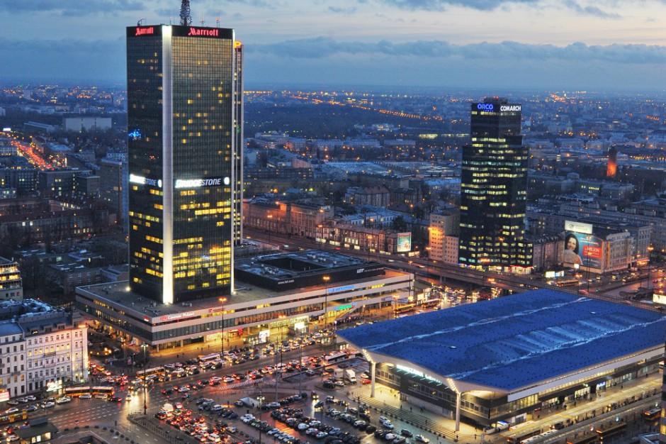 Pięciogwiazdkowe hotele w stolicy