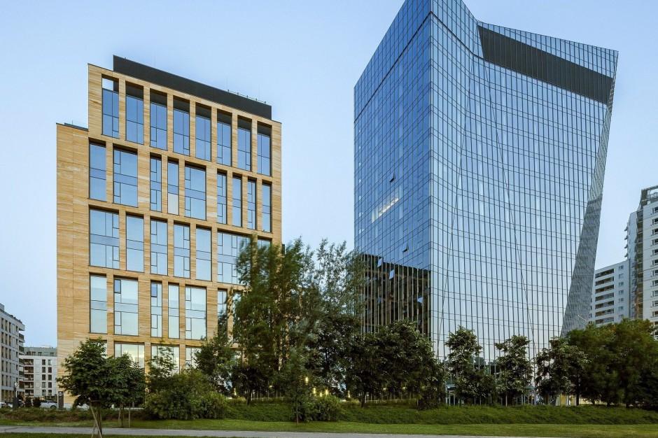 Drugi certyfikat BREEAM dla kompleksu Gdański Business Center I