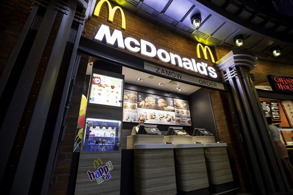 Vege wkracza do McDonald'sa