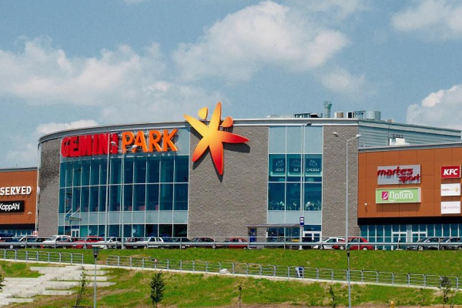Kolejne marki na dłużej w Gemini Park Tarnów