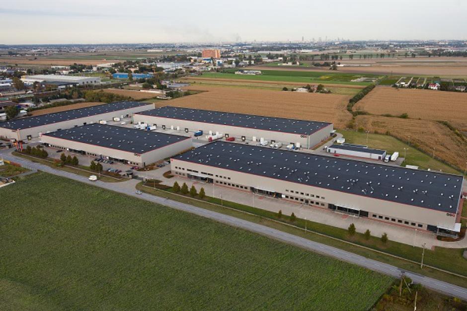 Nowy najemca parku logistycznego Segro