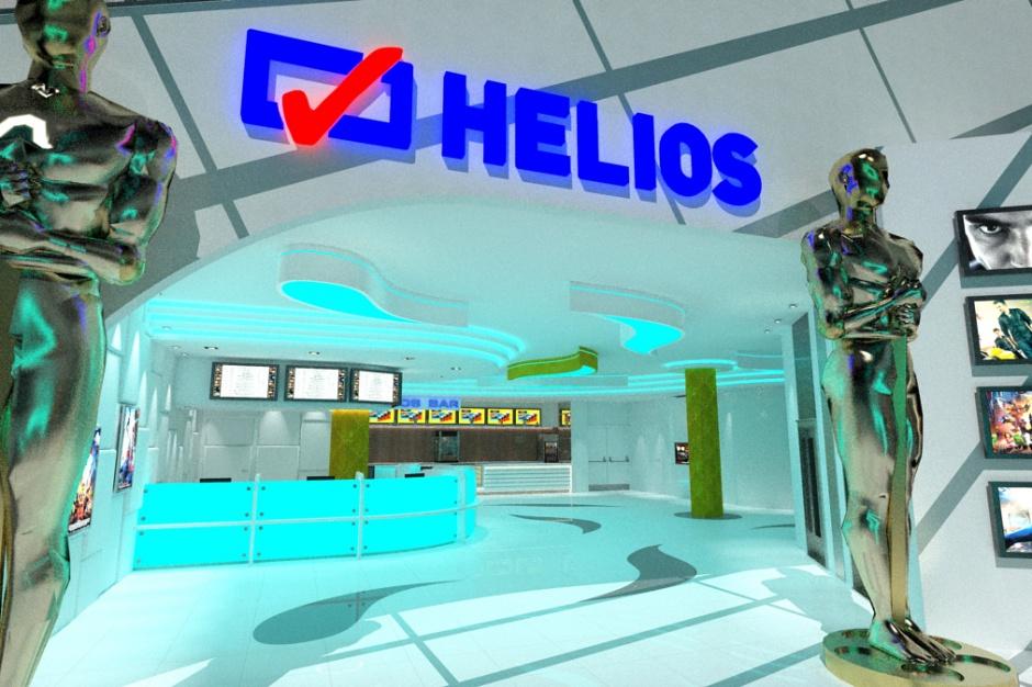 Helios szykuje otwarcia trzech kin