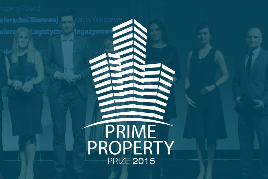 Poznaj nominacje w konkursie Prime Property Prize 2015