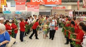 Auchan wystartował w CH Osowa