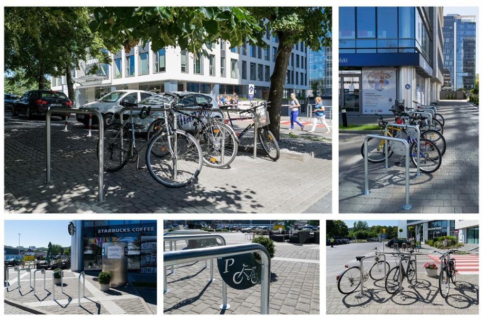 Olivia Business Centre chce zadbać o rowerzystów