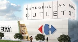 Carrefour zbuduje pierwszy outlet w Bydgoszczy