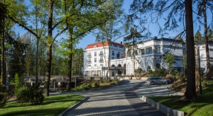Hotel Dr Ireny Eris nominowany do Prime Property Prize 2015