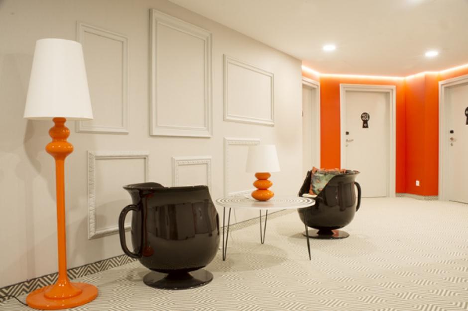 Baśniowy hotel Ibis powalczy o statuetkę Prime Property Prize - zobacz zdjęcia