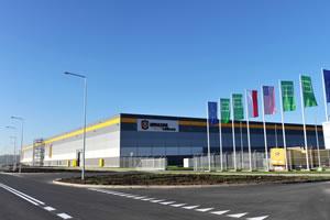 Goodman Wrocław South Logistics Centre dla Amazon