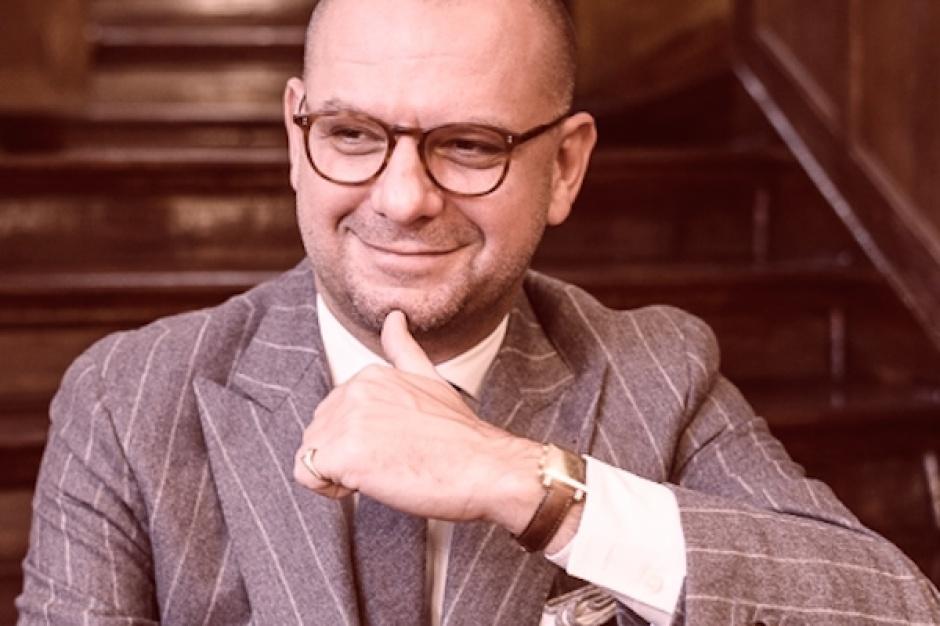 Przemysław Krych wśród osobowości roku konkursu Prime Property Prize