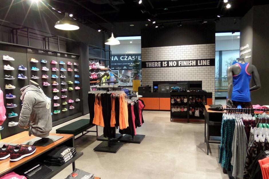 Nike z nowym salonem w Poznaniu
