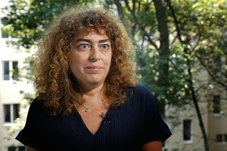 Magdalena Gutowska zmienia firmę