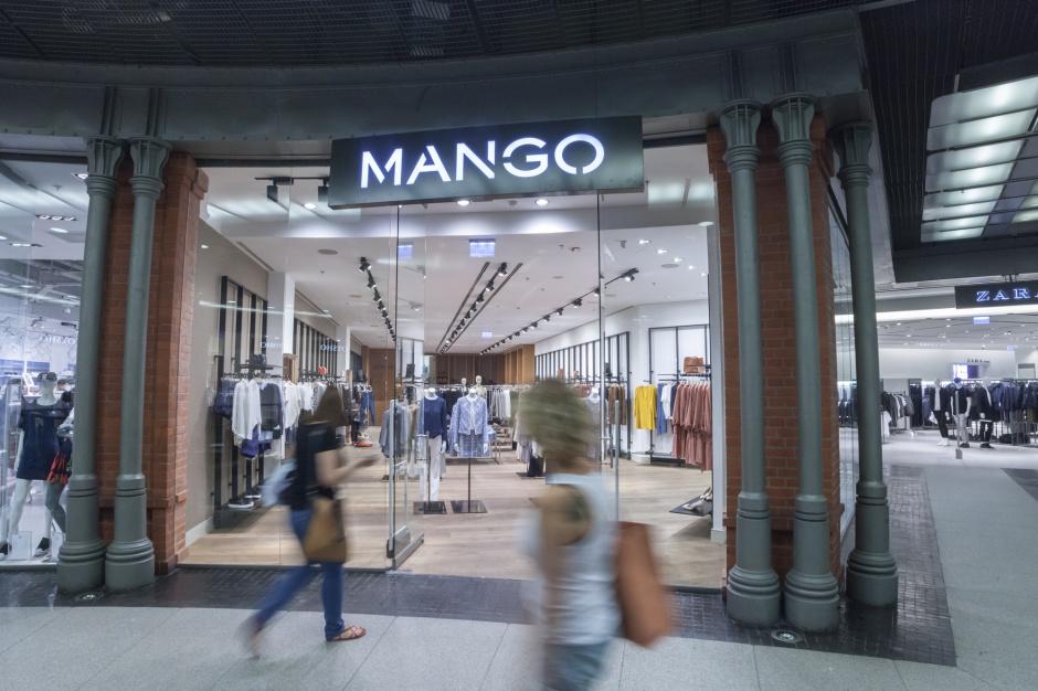 Mango otwiera nowy sklep