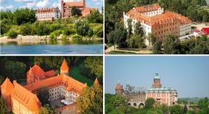 TOP 10 hoteli w zamkach w Polsce