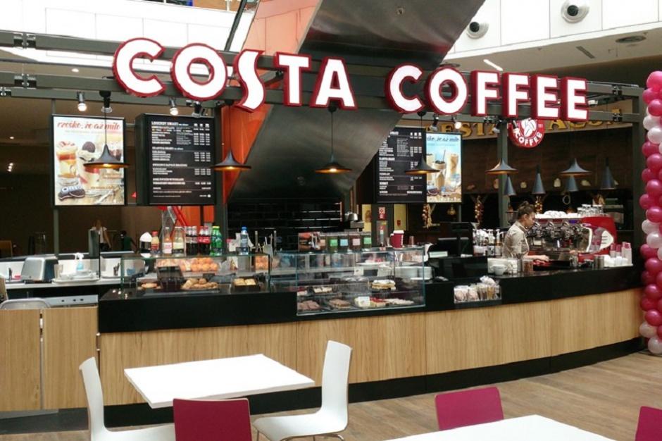 Costa Coffe ma 100 lokalizacji