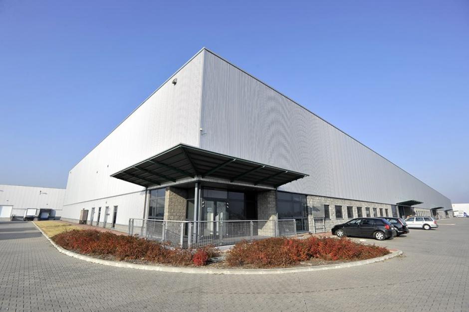 Segro Business Park Warsaw Ożarów z umową najmu