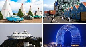 Najdziwniejsze hotele świata pod względem architektury