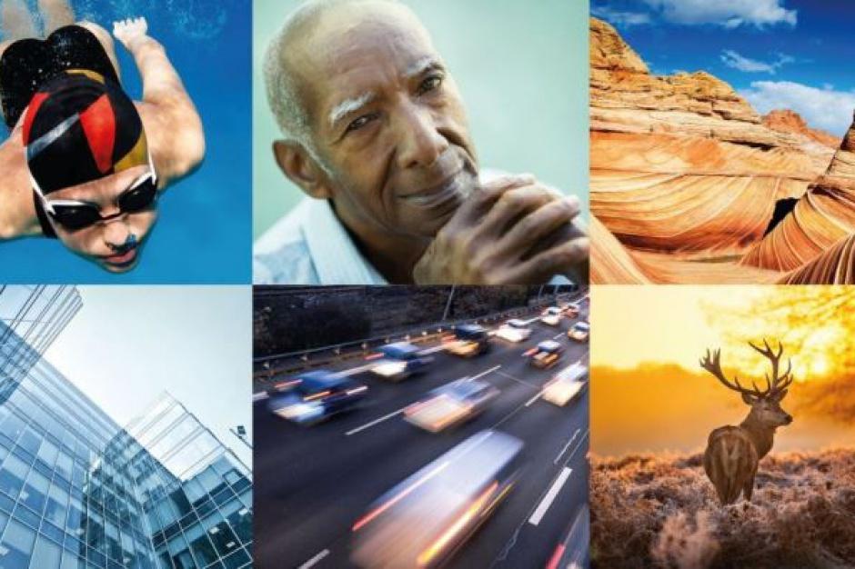 Świat na zdjęciach najlepszych fotografów w Galerii Katowickiej