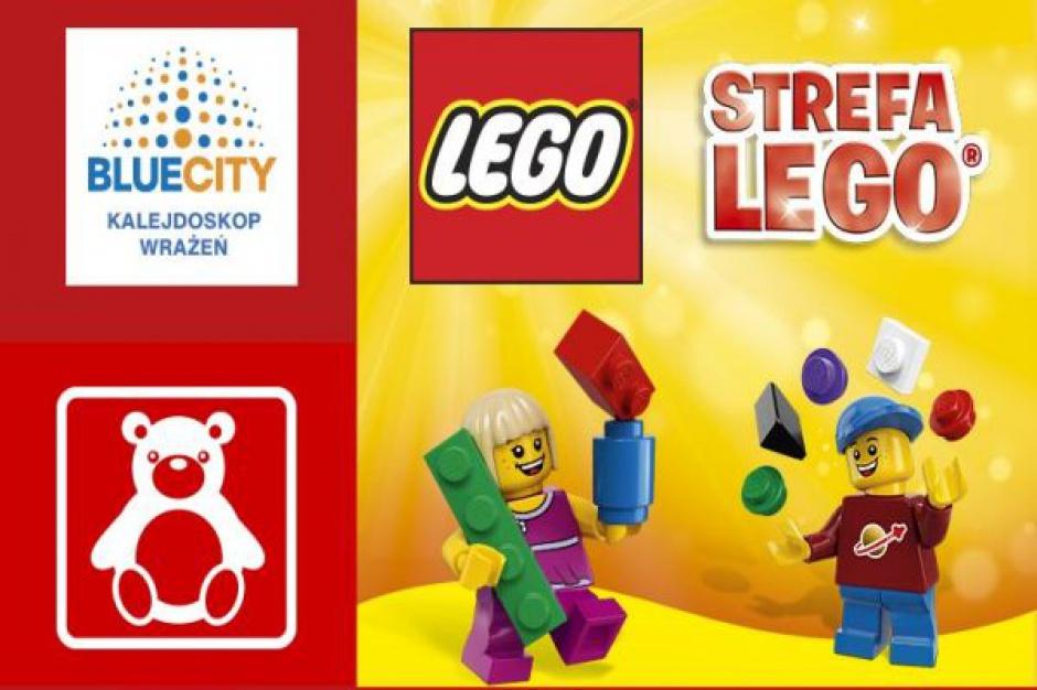 Blue City pierwszą galerią ze strefą Lego