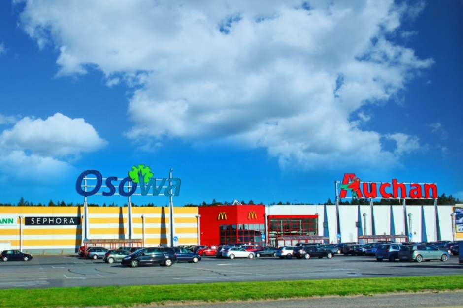 H&M dołączy do Osowy