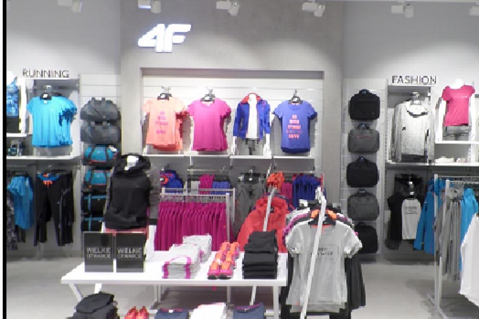 W październiku 4F powiększy sieć sklepów o ponad 1000 mkw.