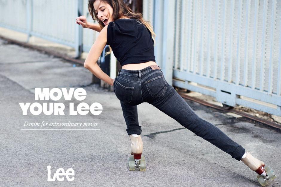 Lee chce mocniej reklamować się w Europie