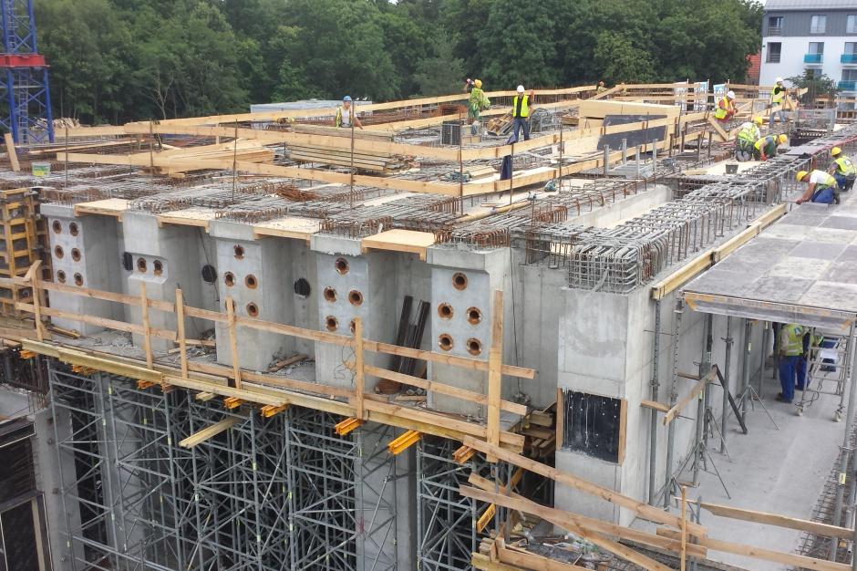 Budowa Radisson Blu Resort nabiera tempa