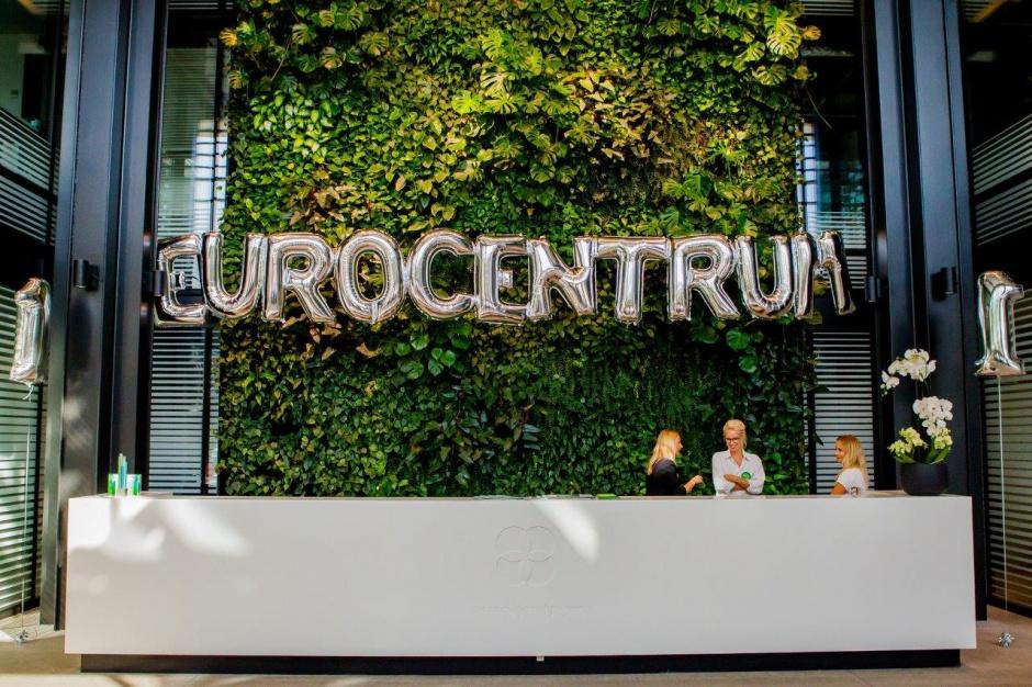 Pierwsze urodziny Eurocentrum na zdjęciach