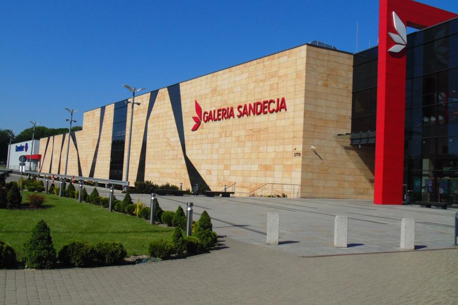 Galeria Sandecja wkrótce poszerzy ofertę