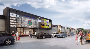 Ruszyła budowa nowej galerii handlowej pod Warszawą