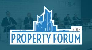 Property Forum 2015 spotkaniem największych graczy na rynku nieruchomości