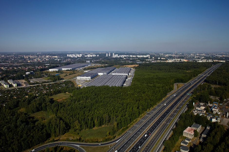 Prologis przedłuża dużą umowę najmu na Śląsku