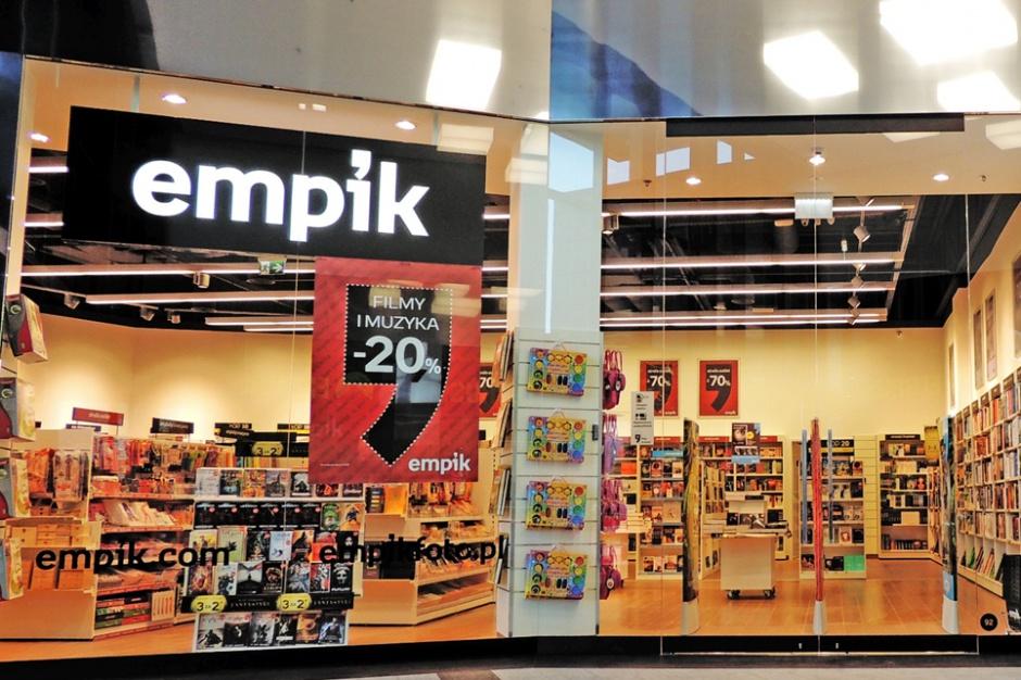 Empik Media & Fashion: przychody rosną, ale spółka wciąż na minusie