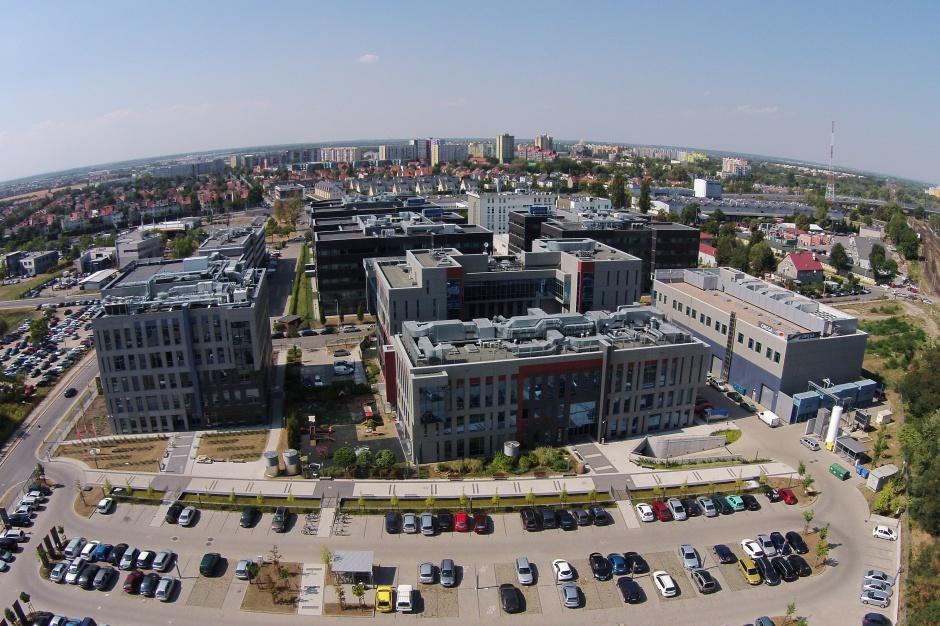 Innopolis Wrocław już otwarty