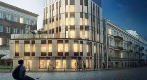 Walter Herz skomercjalizuje biurowiec w centrum Warszawy