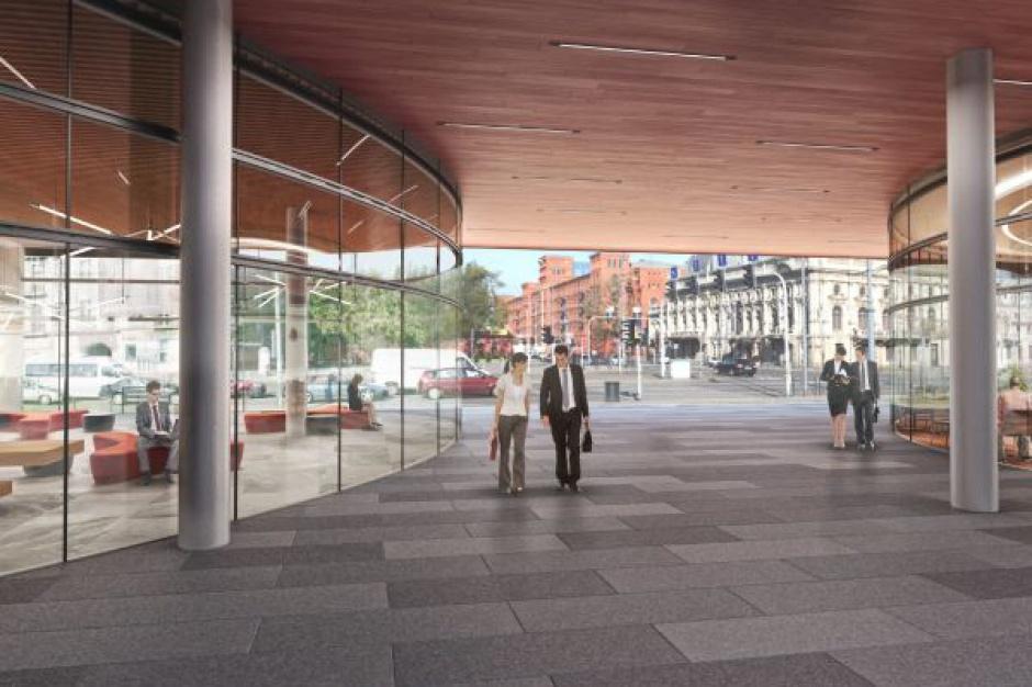 Warimpex zbuduje biurowiec w Łodzi