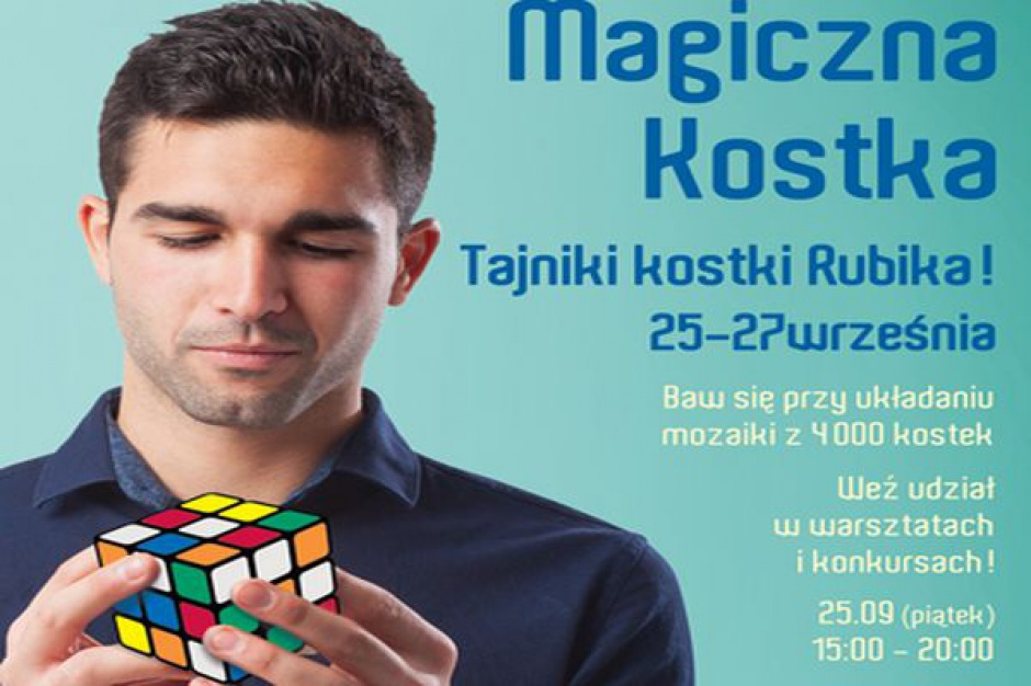 Poznań City Center i magiczna kostka