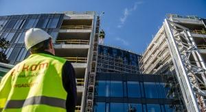 Zobacz postępy w budowie Tryton Business House