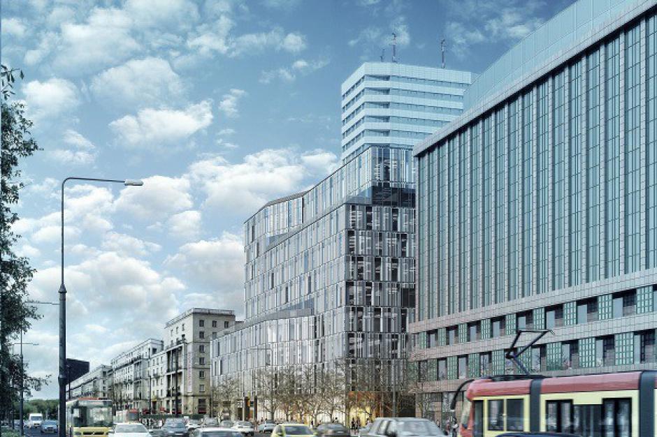 Sąd odrzucił wniosek przeciwników budowy Centrum Marszałkowska