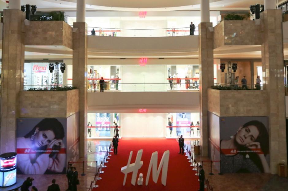 H&M zadowolone z obecnego roku