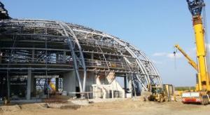 Centrum Wystawienniczo – Kongresowe w Jasionce nabiera kształtów