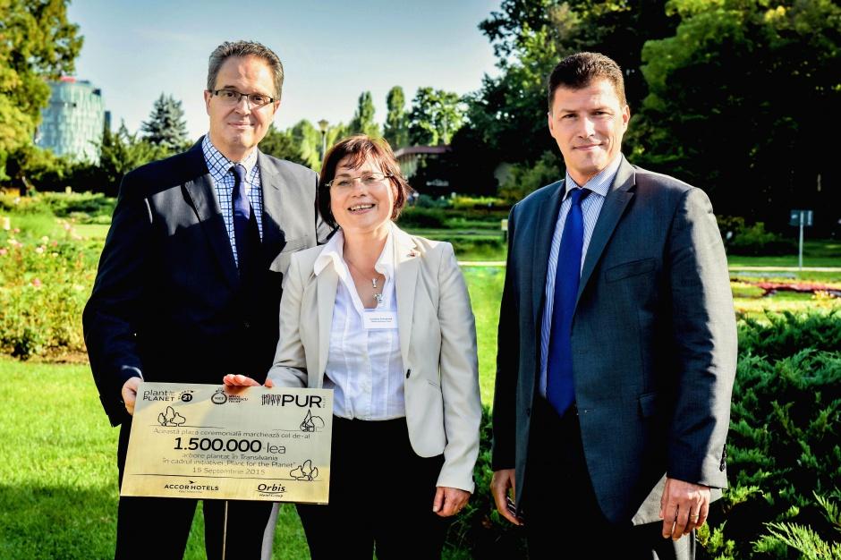 Orbis i AccorHotels zasadziły 1,5 mln drzew w Transylwanii