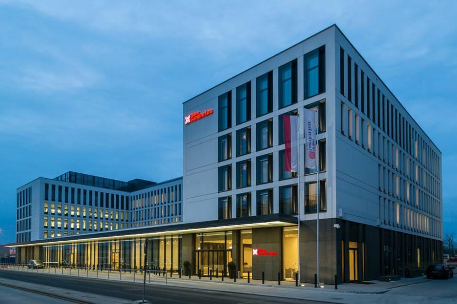 Otwarcie terminala na lotnisku w Krakowie-Balicach