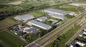 Pierwsza fabryka DesleeClama w Segro Business Park Łódź
