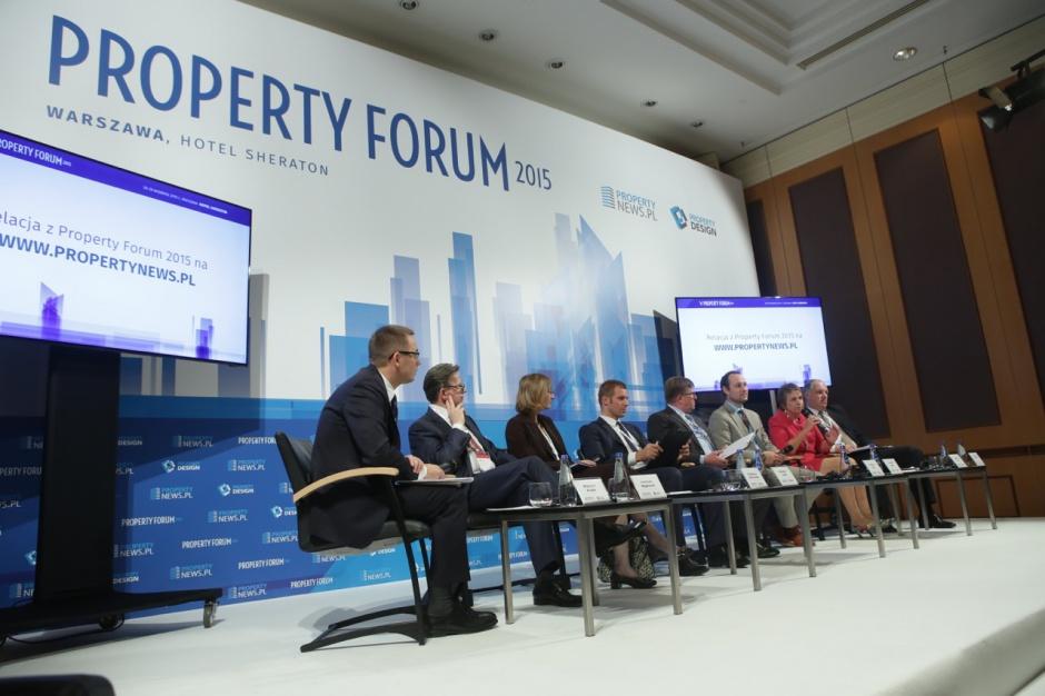 Dobry event wszystkim się opłaca – zobacz zdjęcia z sesji na Property Forum